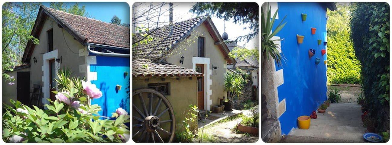 Gîte à la ferme à Sarlat la Caneda- Nature/Animaux