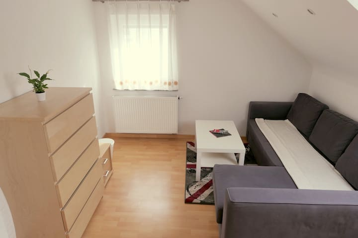Your Private Apartment | Unpack & Feel Good! - Gerlingen - Dom