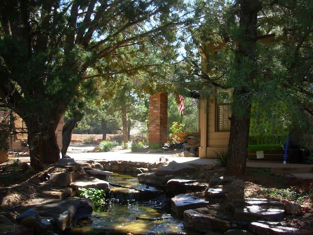 """""""High Desert Garden Retreat"""""""