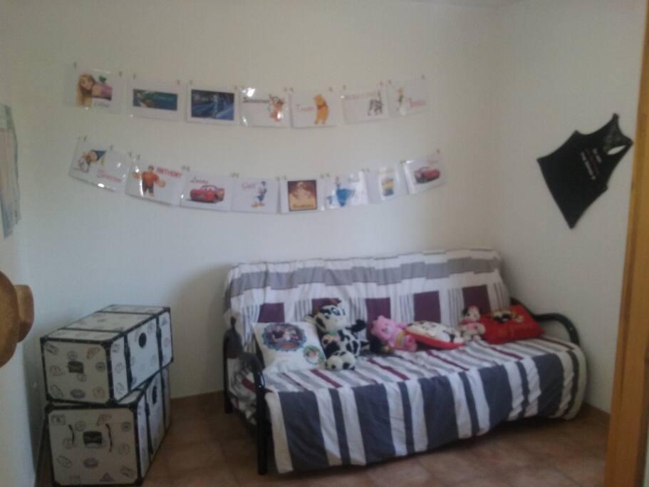 Votre chambre ! :)