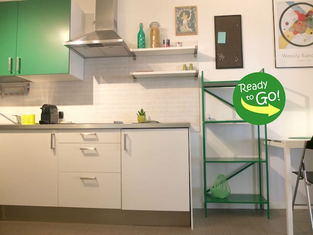PORTA ROMANA Cute Cozy Central Studio - TOP
