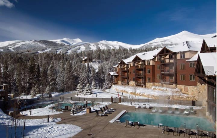 Grand Timber Lodge Breckenridge CO, Ski in/Ski out
