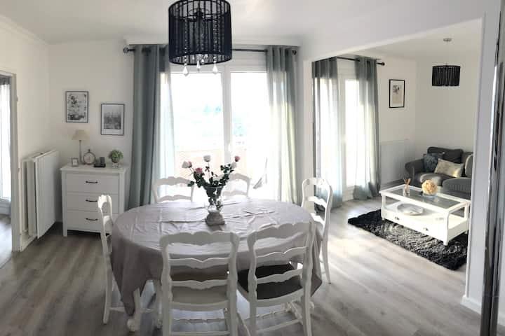 Appartement tranquille et cosy