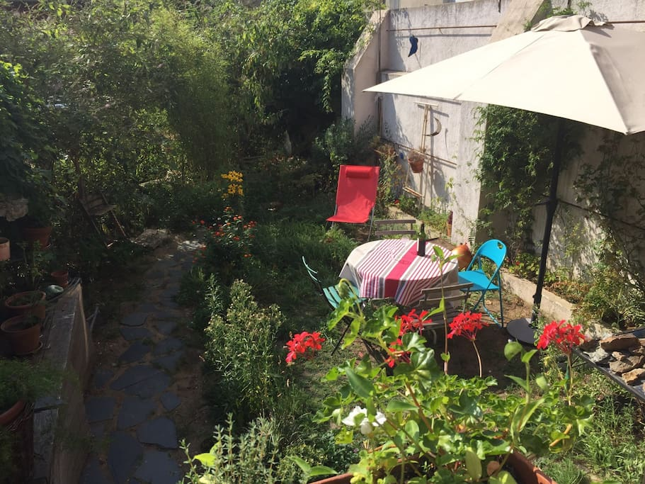 Chambre d 39 h te bed and breakfasts for rent in montreuil - Petit jardin villeneuve d ascq montreuil ...