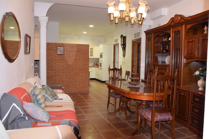 CASA DE PUEBLO ZONA DE SIERRA ESPUÑA PARA 5-6 PERS - Pliego - Casa