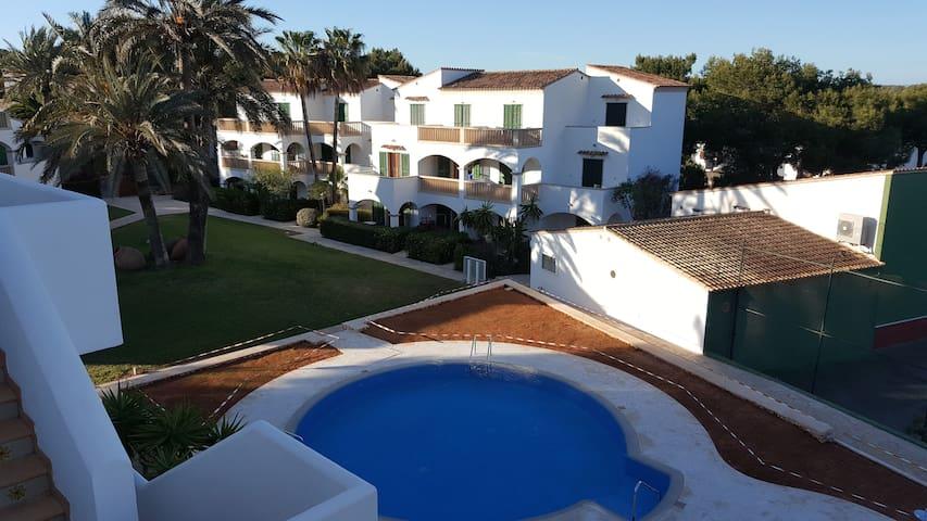 APARTAMENTO A UNA CALLE DE LA PLAYA ANDANDO - Illes Balears - Apartmen