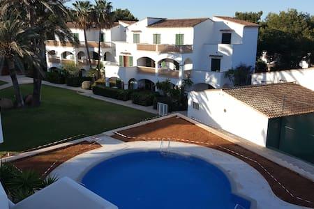 APARTAMENTO A UNA CALLE DE LA PLAYA ANDANDO - Illes Balears - Lejlighed