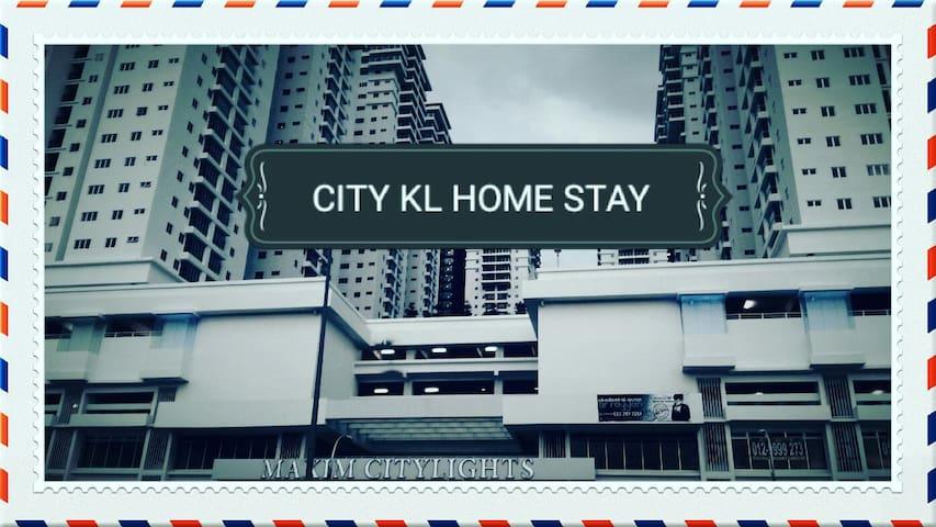 City KL Home Stay Condominium - Kuala Lumpur
