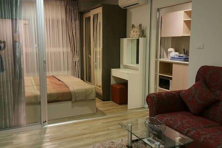 ISSI Apartment Bangkok River Side - กรุงเทพมหานคร - อพาร์ทเมนท์