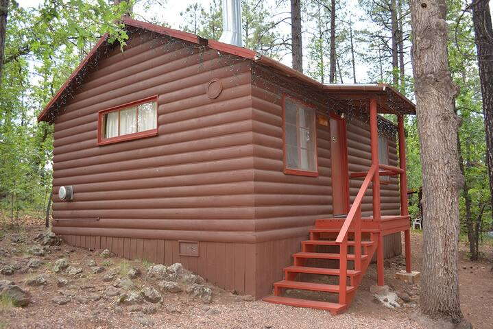 Whispering Pines Resort Cabin 2