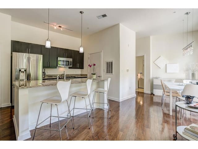 Beautiful Loft In Heart Of Atlanta Downtown - Atlanta - Appartement en résidence