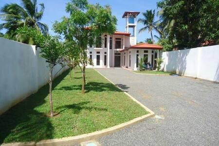 Amawin resort.