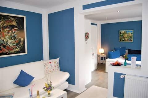 Apartment mit Charme und großer Terrasse in Lübeck