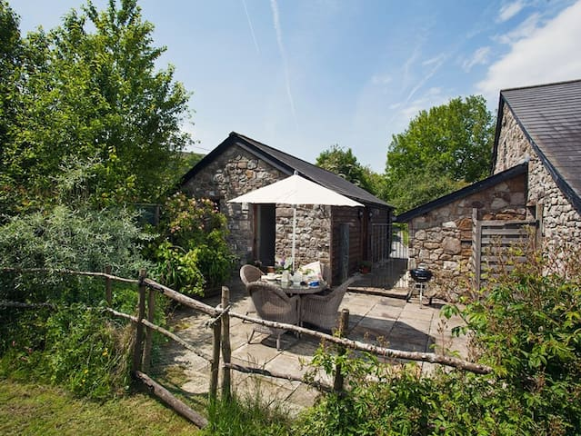 Willow Cottage, Hillside Llangattock