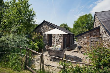 Willow Cottage, Hillside Llangattock