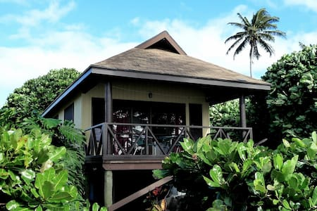 Gwen's Cottage on South Muri Beach - Ngatangiia District - Kisház