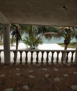 San Crisanto House Beachfront