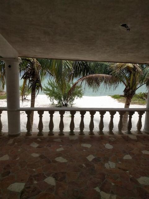 San Crisanto House Beachfront