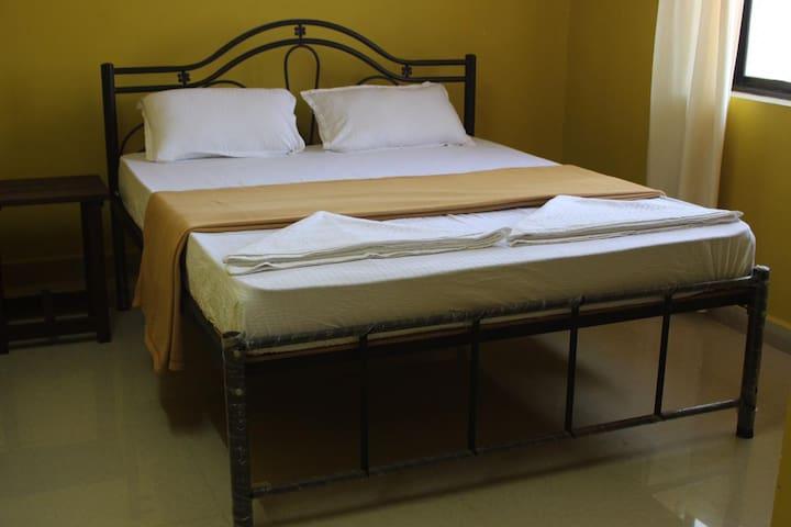 Dpedro Inn, Mandrem - 2 BEDROOM Non AC rooms