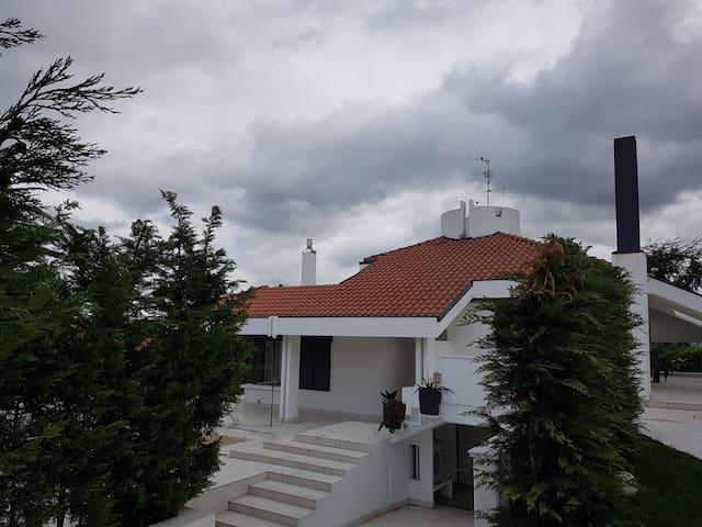 Villa Moderna a Rimini