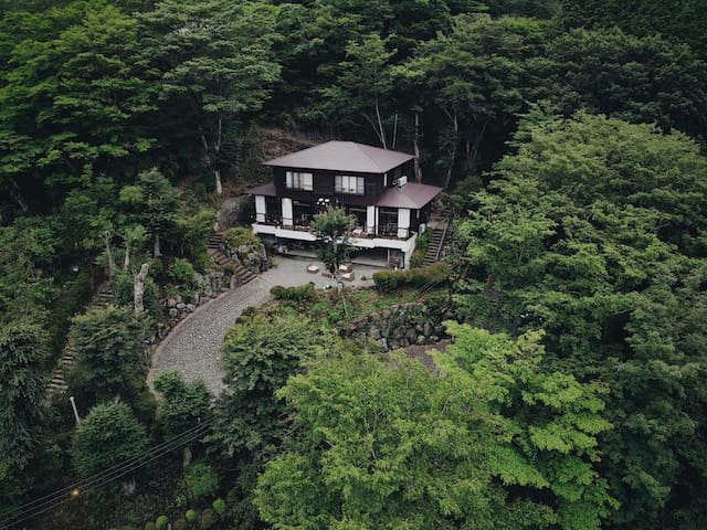 ★星空の丘~Sea~ Hakone Sky Hill Duplex Villa&Hotsprings