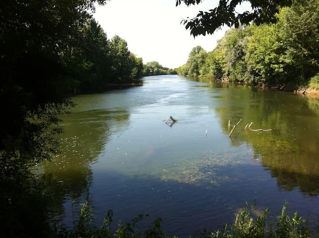 Gîte des deux rivières