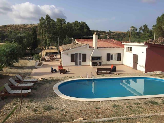 Domu Prexada, Sardinia Rural Cottage