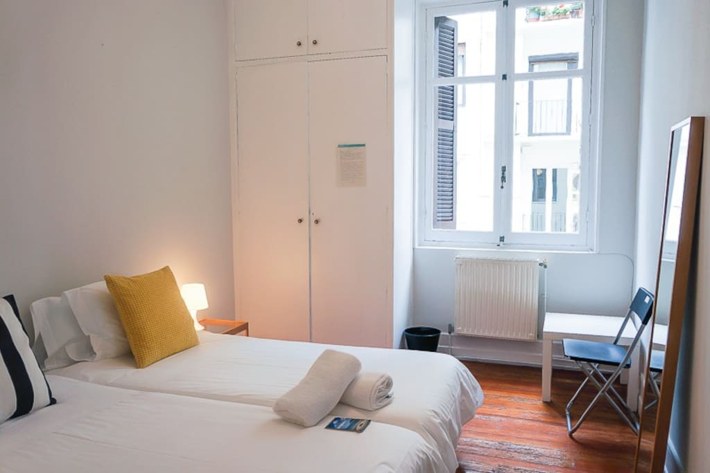 Double Room- 1