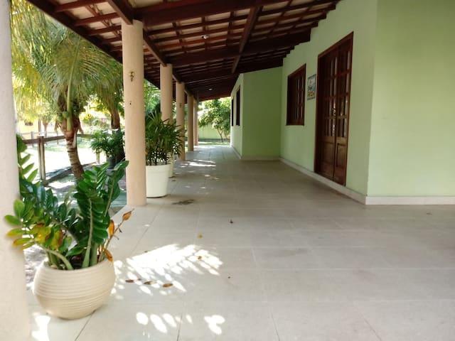 Barra de Serinhaem, Itubera - BA. Casa confortável