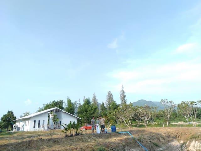 Kaset Organic Garden and Farm.