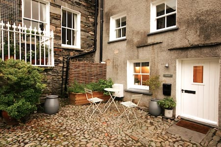 Cottage in a quiet corner of the Lake District