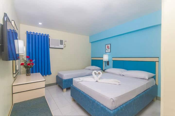 University Serviced Dormitory-Rooms
