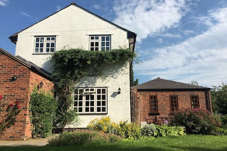 Chester - Secluded Country House - Kelsall