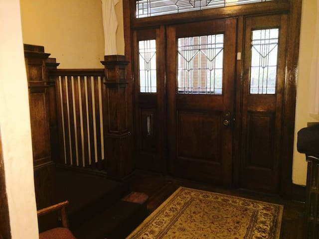 Private Suite-North Shore/Downtown-Pets Welcome! - Pittsburgh - House
