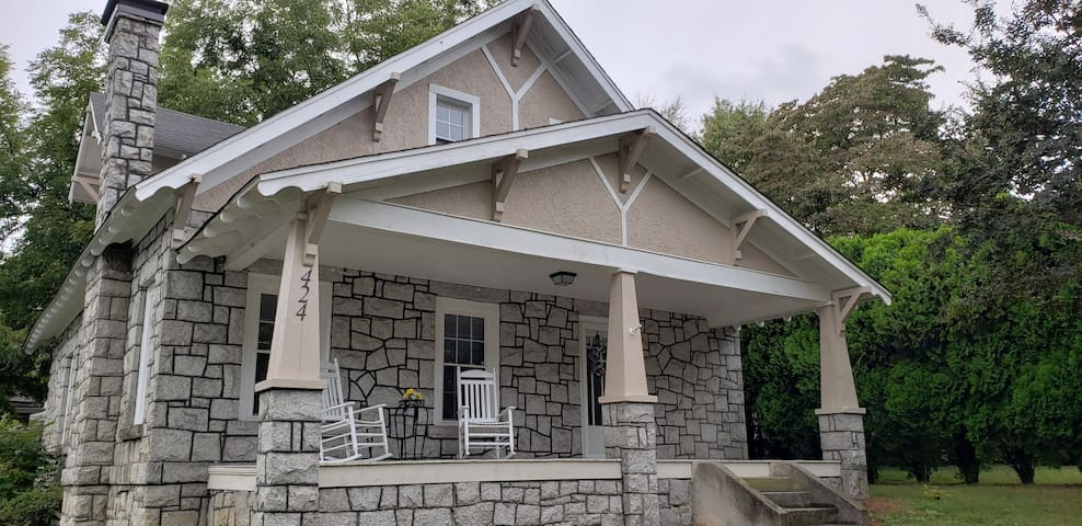 Stay in Mount Airy's Only Granite Home