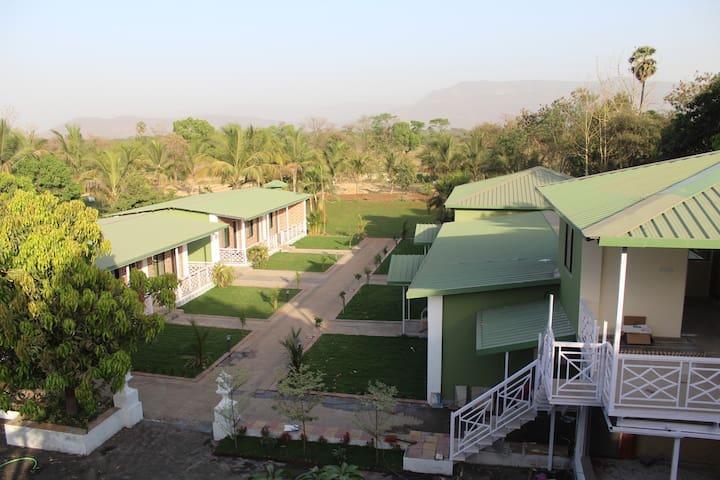 Sanika Bag, A Green Holiday Home