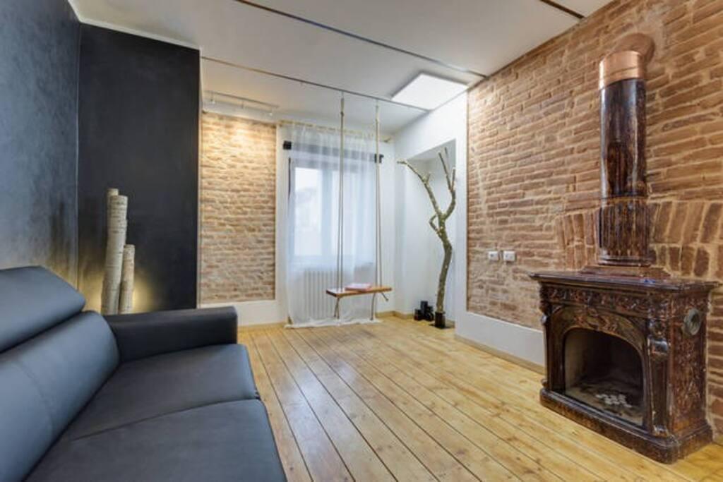 Atelier appartamenti in affitto a torino piemonte italia for Appartamenti arredati in affitto a torino da privati