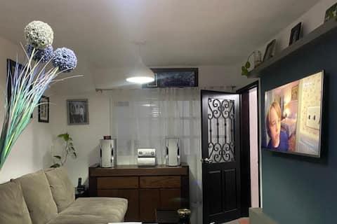 Céntrico y lindo departamento en Dolores Hidalgo