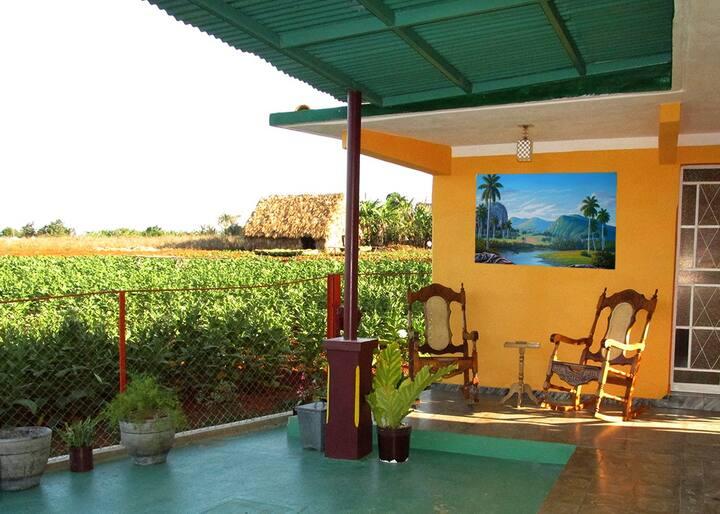 Casa Magaly y Manolo (Habitacion 1)