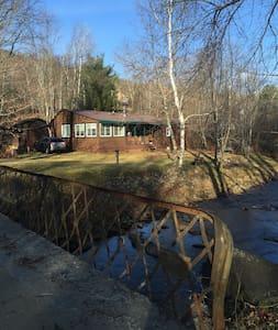 Adirondack house near Gore Mountain - Johnsburg