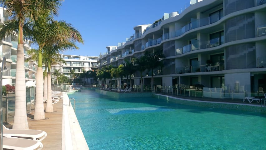 New Luxury Apartment near the sea - Palm-Mar - Apartment