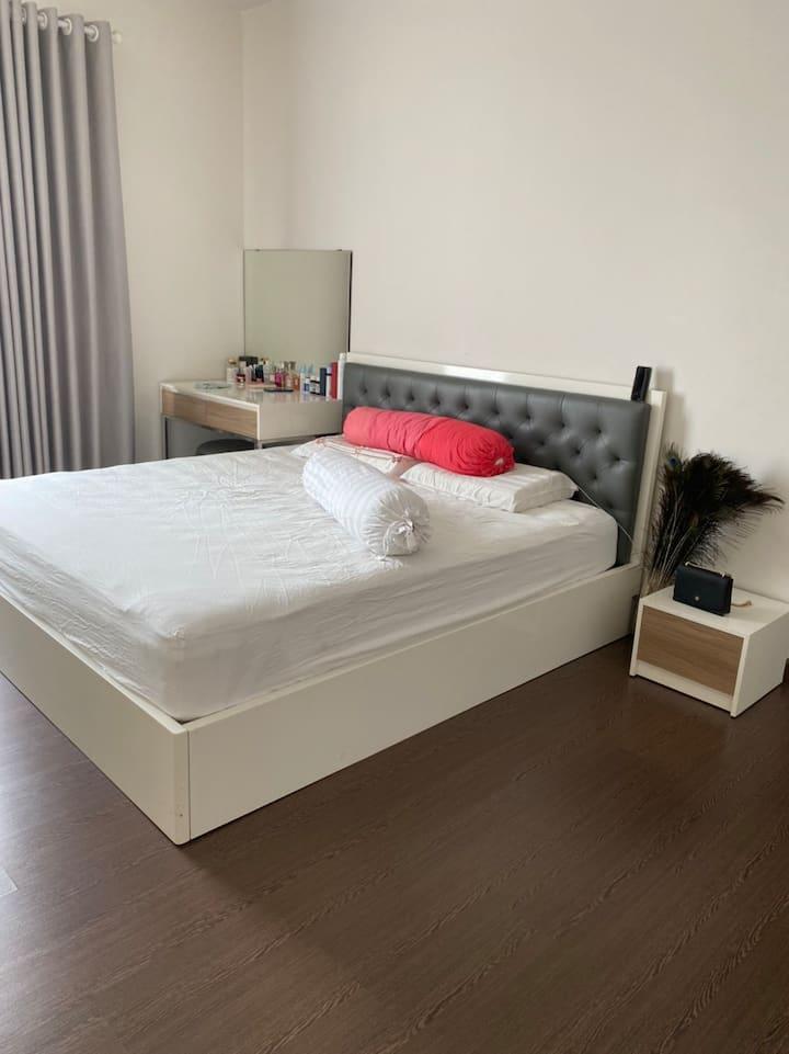 Singapore standard luxury apartment