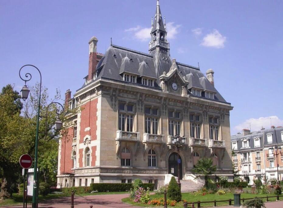 Appartement Saint Lazare