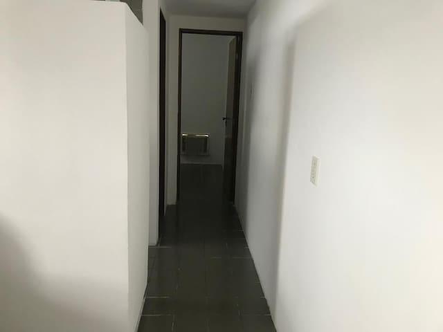 Apartamento 50m do mar de Formosa, Cabedelo