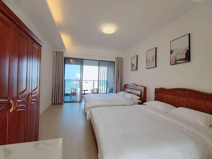 近海双床大床房