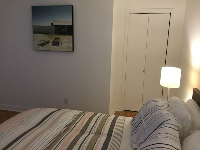 Quiet/Practical Apartment in Trendy Mile End 2