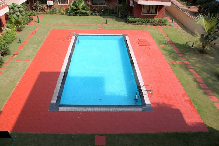 Furnished Apartment 2nd Flr., Calangute, North Goa