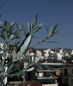 Loft in Athens with Panoramic View - Athina - Loft