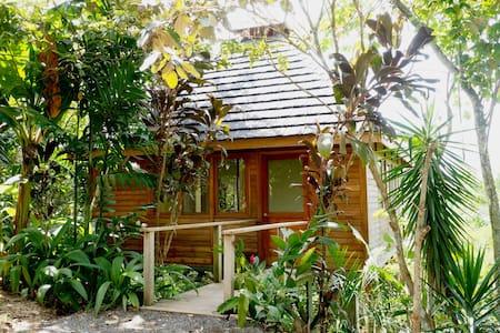 Jungle Canopy Bungalow - Montezuma - Bungalow