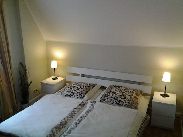 gemütliche  Wohnung in Leipzig für  2-4 Gäste